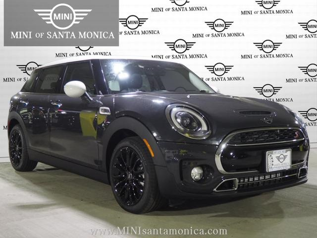 New 2019 Mini Clubman Fwd Signature In Santa Monica M1944 Mini Of