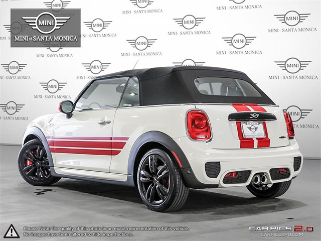 New 2018 MINI John Cooper Works Convertible Base 2D Convertible in