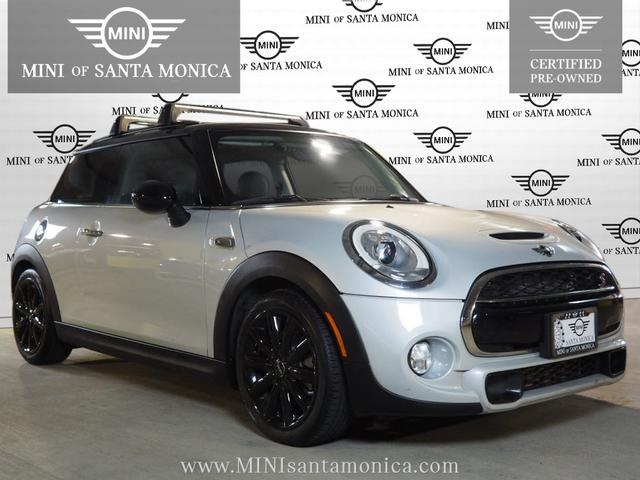 Certified Pre-Owned 2016 MINI Cooper S Base