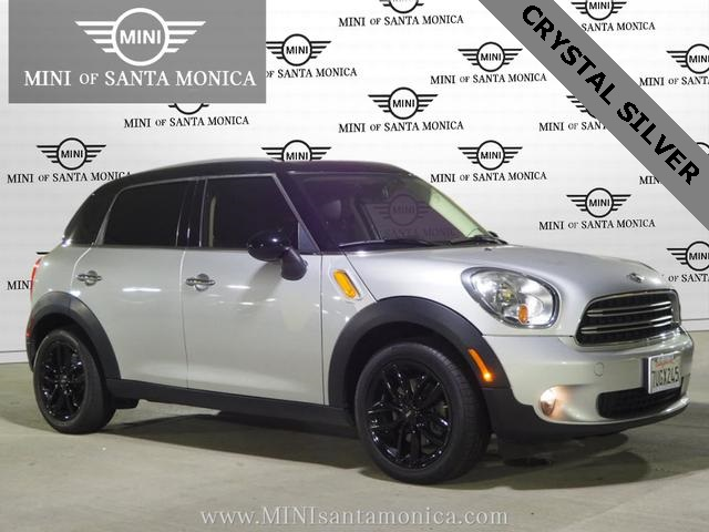 Pre Owned 2016 Mini Countryman Cooper