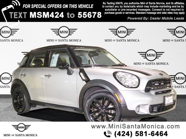Pre-Owned 2016 MINI Cooper S Countryman S