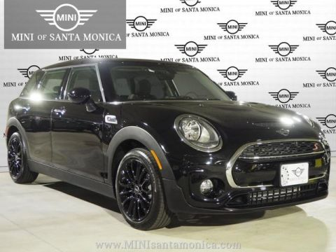 Pre-Owned 2019 MINI Cooper S FWD Clubman