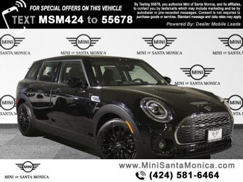 New 2020 MINI Clubman Signature