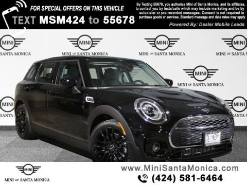 Pre-Owned 2020 MINI Clubman Classic