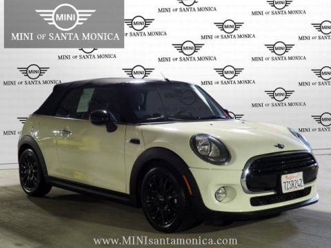 Pre-Owned 2017 MINI Cooper FWD Convertible