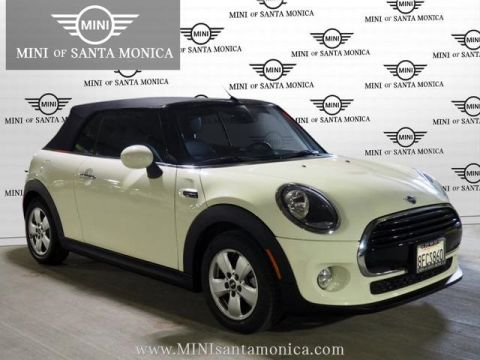 Pre-Owned 2019 MINI Cooper FWD Convertible