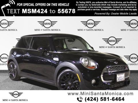 Pre-Owned 2017 MINI Cooper S Cooper S