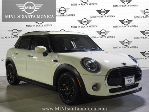 New 2020 MINI Cooper Hardtop 4 Door FWD Signature