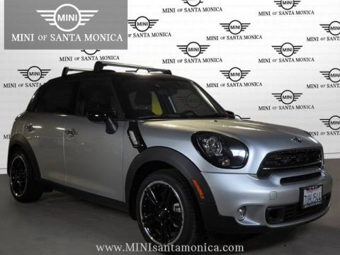 Certified Pre-Owned 2016 MINI Cooper S Countryman FWD Base