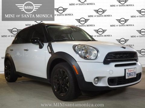 Certified Pre-Owned 2016 MINI Cooper S Countryman Base
