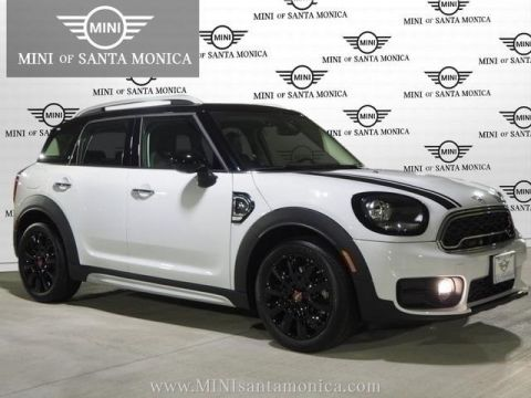2019 MINI Cooper S Countryman Ex-Demo